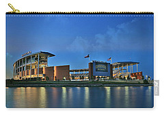 Mclane Stadium -- Baylor University Carry-all Pouch by Stephen Stookey