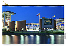 Mclane Stadium Panoramic Carry-all Pouch by Stephen Stookey