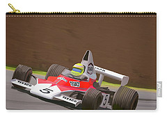 Mclaren M23 Carry-all Pouch by Wally Hampton