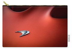 Carry-all Pouch featuring the digital art Mclaren P1 by Douglas Pittman