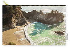 Mcway Falls, California Carry-all Pouch