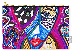 Me Looking For Love - Viii Carry-all Pouch