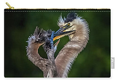 Me Too Carry-all Pouch by Cyndy Doty