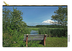 Meadow Bench Carry-all Pouch