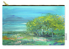 Meadow Trees Carry-all Pouch