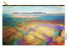 Meander Canyon Carry-all Pouch