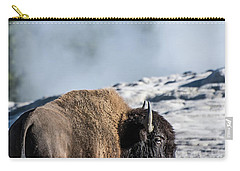 Carry-all Pouch featuring the photograph Meandering by Colleen Coccia