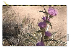 Meaner Than They Look Carry-all Pouch by Claudia Goodell