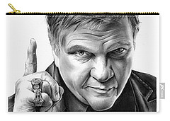 Meat Loaf Carry-all Pouch