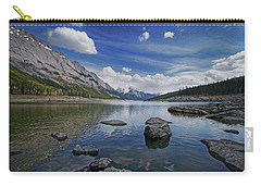 Medicine Lake, Jasper Carry-all Pouch