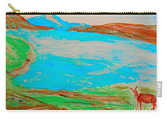 Medicine Lake Carry-all Pouch
