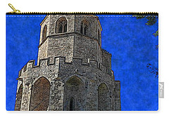 Medieval Bell Tower 2 Carry-all Pouch