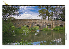 Medieval Bridge Carry-all Pouch