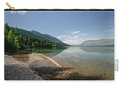 Carry-all Pouch featuring the photograph Meditative Mood by Margaret Pitcher