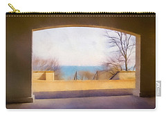 Mediterranean Dreams Carry-all Pouch by Scott Norris