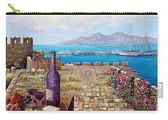 Mediterranean Picnic Kos Greece  Carry-all Pouch
