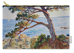Mediterranean Sea Carry-all Pouch