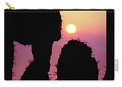 Mediterranean Sunrise Poster Carry-all Pouch