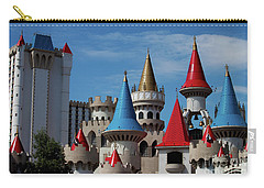 Medival Castle Carry-all Pouch