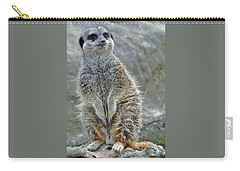 Meerkat Poses Carry-all Pouch