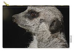Meerkat Profile Carry-all Pouch