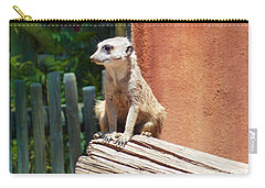 Meerkat Sentry Carry-all Pouch