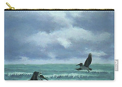 Meet Me At Hatteras Carry-all Pouch