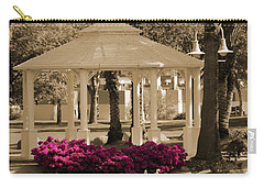 Meet Me At The Gazebo Carry-all Pouch