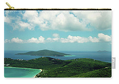 Megan's Bay St. Thomas Carry-all Pouch