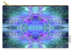 Mellifluous Mermaids Carry-all Pouch by Tlynn Brentnall