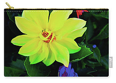 Mello Yellow Carry-all Pouch by Joe Burns