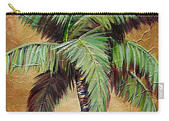 Mellow Palm II Carry-all Pouch by Kristen Abrahamson