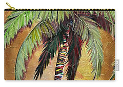 Mellow Palm IIi Carry-all Pouch by Kristen Abrahamson