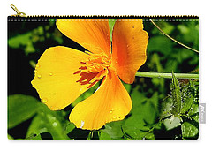 Mellow Yellow Carry-all Pouch