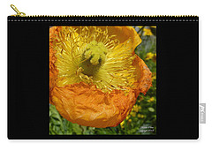 Mellow Yellow - Signed Carry-all Pouch