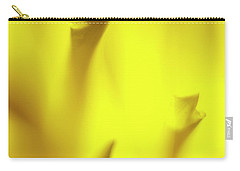 Mellow Yellow Carry-all Pouch by Tony Locke