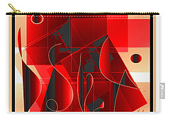 Melodies Carry-all Pouch by Iris Gelbart