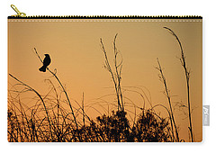 Melody At Dusk Carry-all Pouch