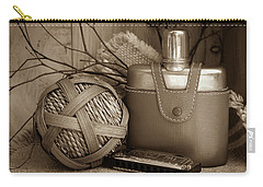 Memories Of The Past Carry-all Pouch