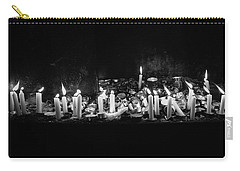 Memorial Candles II Carry-all Pouch