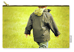 Carry-all Pouch featuring the photograph Memories... by Barbara Dudley