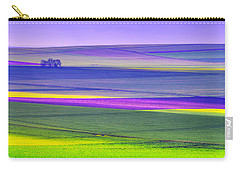 Memories Of Colors Carry-all Pouch
