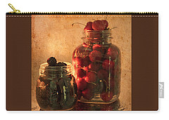 Memories Of Jams, Preserves And Jellies  Carry-all Pouch