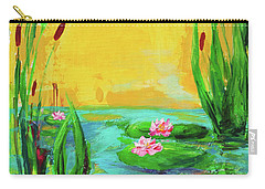 Memories Of The Lake Carry-all Pouch
