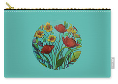 Memories Of The Meadow Carry-all Pouch