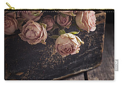 Carry-all Pouch featuring the photograph Memory Box by Amy Weiss
