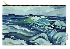Memory Of The Ocean Carry-all Pouch
