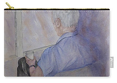 Memory Thoughts By The Window Carry-all Pouch