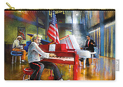 Memphis Nights 04 Carry-all Pouch by Miki De Goodaboom