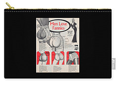 Men Love Fannies Carry-all Pouch